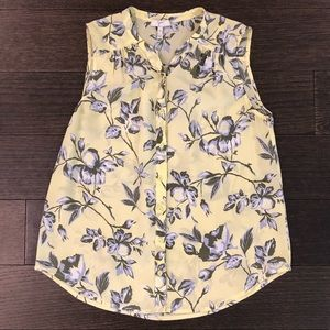 Joie sleeveless blouse